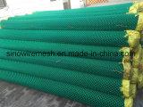 Загородка звена цепи ячеистой сети обеспеченностью PVC Coated/PVC Coated