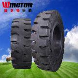 高品質20.5-25個の固体OTRのタイヤ、車輪のローダーのタイヤ20.5-25の固体