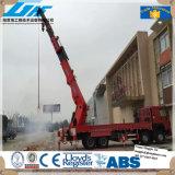 120t hydraulische Vrachtwagen Opgezette Kraan