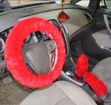 Крышка рулевого колеса плюша для автомобиля