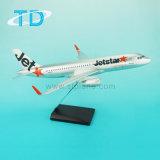 Decoratie van de Desktop van het Vliegtuig van Jetstar A320neo de Model