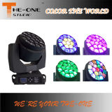 RGBW Changement de couleur DJ LED Moving Wash Lights