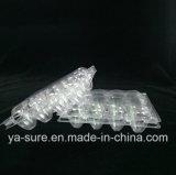 Heißer Verkaufs-Plastikwachtel-Ei-Tellersegment 12 PCS