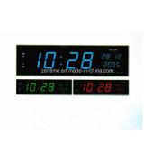 LED 큰 전시 디지털 전자 달력 시계