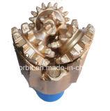 Morceau de roche tricône de dent en acier supérieure du puits d'eau 8 1/2 «
