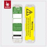 Карточка PA ABS Bd-P32 материальная внутри микро- бирки лесов