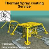 혈암/석탄 솔기 가스 /Subsea 장비 부식 방지 코팅 프로세스 서비스