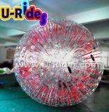 子供のための輝やきPVC Zorb球、ローラー球および大人