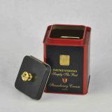 Qualitäts-Metallrunder Tee-Zinn-Kasten mit Cmyk Drucken
