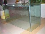 Подгонянный стеклянный бак рыб