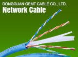 Hochfrequenz-Kabel-Draht des Netz-CAT6