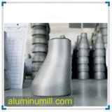 Concentrische het Reductiemiddel van de Montage van de Flens van het aluminium, ASTM B210 7075, de Molen van het Aluminium, de Montage van de Pijp van het Aluminium, Concentrische het Reductiemiddel van het Aluminium