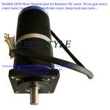 Безщеточный мотор отсоса воздуха испарителя DC и мотор охлаждающего вентилятора кондиционера