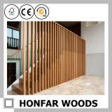 Decoración para el hogar Bamboo Screen Unfold Wood Divider