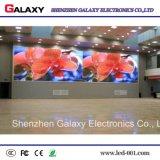 Visor de vídeo LED de cor completa P4 para publicidade, reunião, aluguel