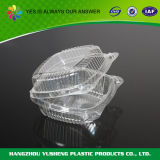Boîte transparente en plastique certifiée de qualité pour l'emballage