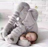 아기를 위한 채워진 코끼리 견면 벨벳 장난감