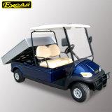 揚げべらの貨物が付いている熱い販売2のSeaterの電気事業のゴルフ車