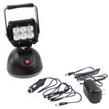 luz Emergency del vehículo LED de la lámpara recargable del trabajo de 18W