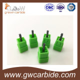 HRC45-50/HRC55-60/HRC65/HRC68 Hartmetall-Enden-Tausendstel