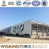 Atelier préfabriqué en acier structuré Bâtiment pour l'entrepôt industriel