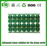 El PWB del PCM para el masaje del paquete de la batería del Li-Polímero del Li-ion de 2s 8.4V calza la batería