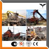 configuração 200t/H da planta de esmagamento de pedra