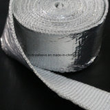 Nastro Alluminio-Rivestito della vetroresina della protezione adesiva a temperatura elevata Termico-Protettiva