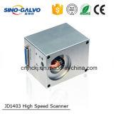 Scanner ad alta velocità Jd1403 di Galvo del sistema laser di Galvo con Ce