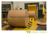 Cinza frente e verso bem revestido da placa de Papel-Fuyang feito para trás na folha de China