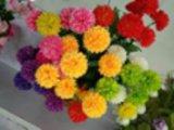 Fiori decorativi domestici caldi con il Hydrangea