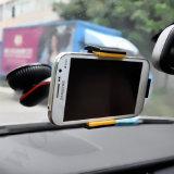 Chargeur sans fil de véhicule produits de Qi chaud de téléphone mobile de 2016 avec le stand, batterie rechargeable sans fil de téléphone mobile