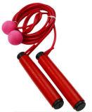 Cuerda que salta sin hilos sin cuerda de Bluetooth de las calorías de la cuerda de salto al revés