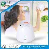Mini dispositivo di rimozione di odore del frigorifero dell'aria dell'ozonizzatore a pile del purificatore