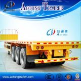 세 배 Axle 40 ' Sale를 위한 Container Transport Semi Trailer