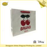Мешки одежды подарка печатание Cmyk упаковывая бумажные (JHXY-PB1604201)