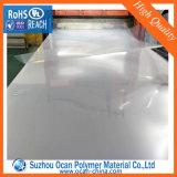 La intensidad fuerte transparente Hoja de PVC rígido, formación del vacío de PVC Hoja transparente para el embalaje