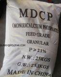 Granulierte MDCP Zufuhr-Zusätze des Fleischnahrung Monodicalcium Phosphat21%