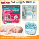 Couches-culottes joyeuses de bébé de bébés, la meilleure vente de couches-culottes remplaçables de bébé en Afrique