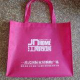 Sacchetto non tessuto del regalo, con la stampa di marchio (LJ-NWB15)