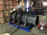 máquina de soldadura da tubulação do HDPE de 800mm