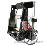 ABS PLA печатание штрангпресса Mk8 Heatbed 3D Bowden наборов принтера DIY сбывания 3D поддерживает автомобиль выравнивая опционную карточку 8GB SD