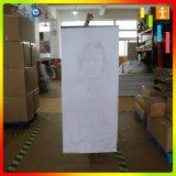 映像が付いている顧客用印刷された天井ハングスクロール旗