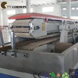 Samengesteld Profiel WPC die Machine, de Houten Plastic Samengestelde Lopende band van het Profiel maken