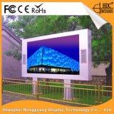 Écran polychrome extérieur d'Afficheur LED d'intense luminosité pour annoncer le panneau P5
