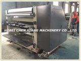 Автоматическая гофрированная бумага одиночного обкладчика Cx-1800 делая машину