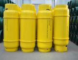 Cilindro de gás Refrigerant Refillable fabricado R-21 nacional do padrão 29kg