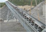 Пояс промышленного машинного оборудования резиновый, резиновый цена конвейерной для крутых Inclined материалов транспортируя