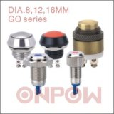 Onpow 12mm Metal Push Button Switch