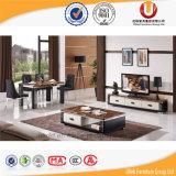 Insiemi della Tabella pranzante del blocco per grafici del legno cinese per mobilia domestica (UL-Y066)